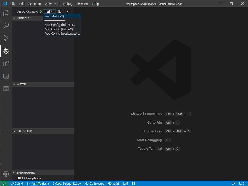 , Using Visual Studio Code for Qt Applications – Part One