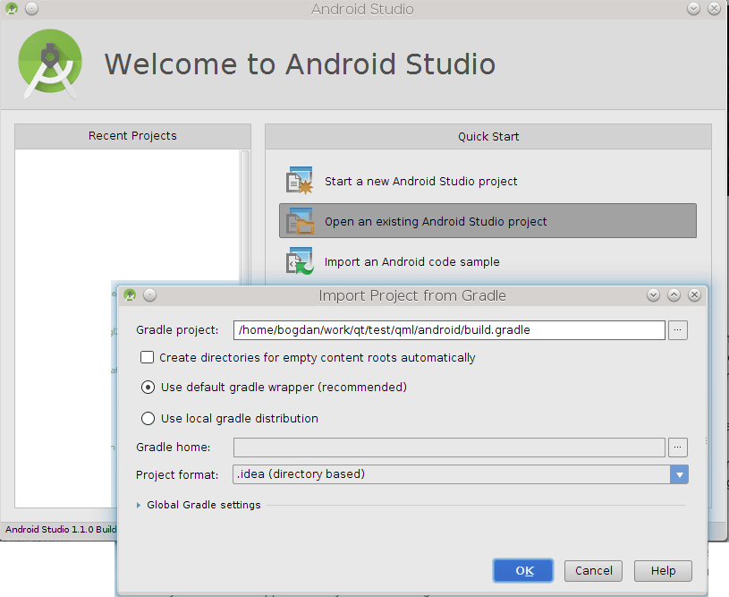 AndroidStudio_OpenProject_o