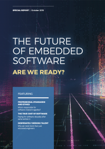 , The Future of Embedded Software