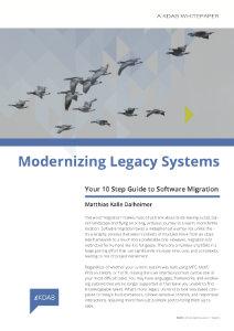 , Modernizing Legacy Systems