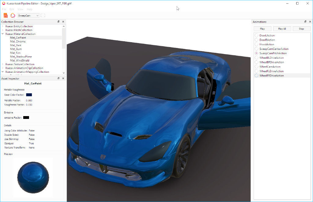 "Kuesa, <span class=""entry-title-primary"">KUESA™ 3D Studio</span> <span class=""entry-subtitle"">the complete design-to-code workflow solution </span>"
