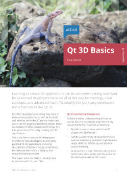 Download Qt 3D Basic Part 1