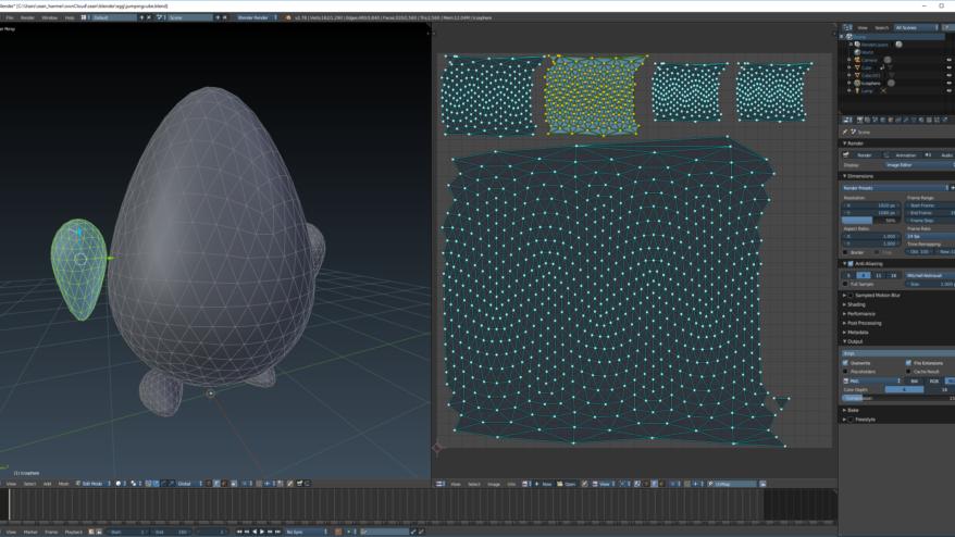 Qt 3D Animation Easter Teaser | KDAB