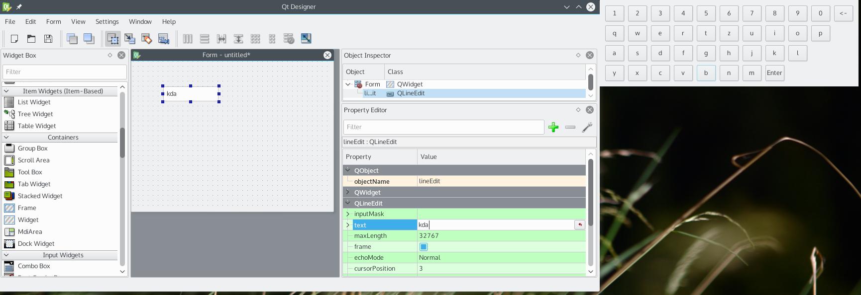 Qt Input Method – Virtual Keyboard | KDAB