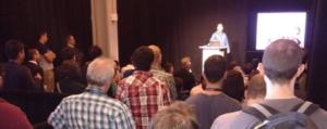 Qt World Summit Keynote Audience