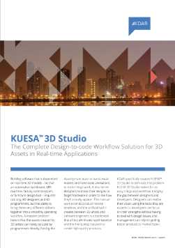 Download KUESA Bridging the Gap Between Design and Development whitepaper