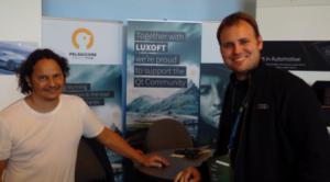 Luxoft at Qt World Summit 2016