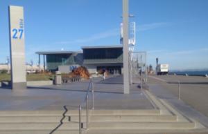 Qt World Summit 2016 at Pier27 at SF wharf