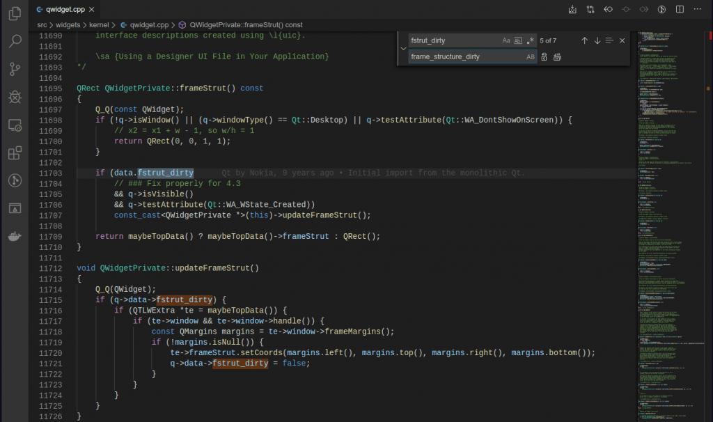 qt creator vs vs code