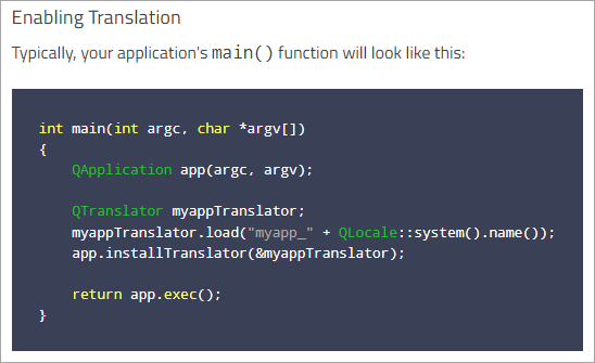 , Fixing a common antipattern when loading translations in Qt