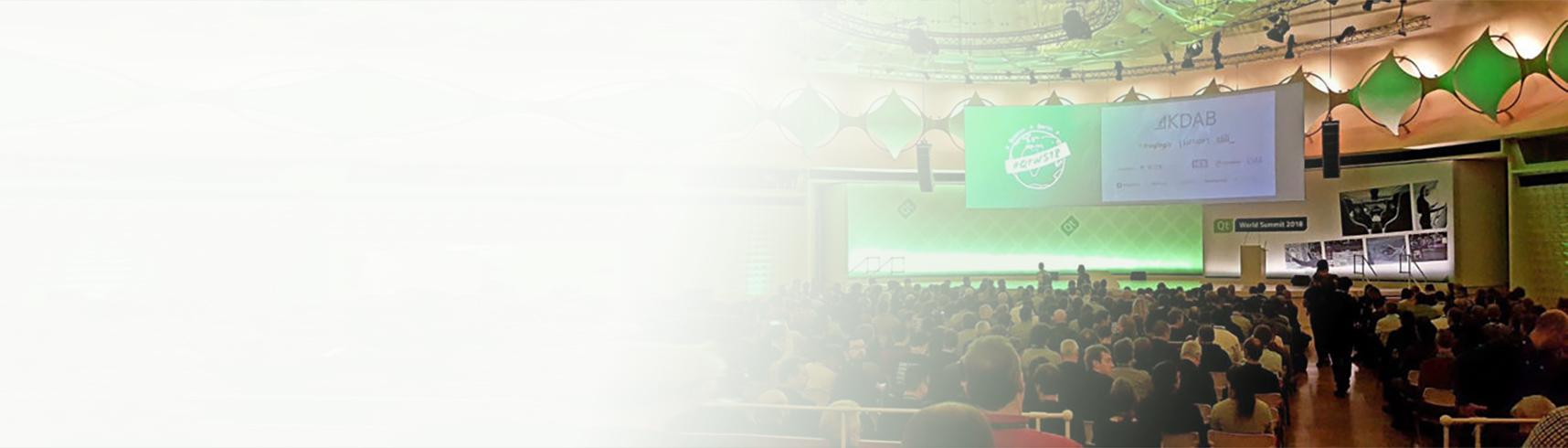 KDAB and Qt World Summit - KDAB