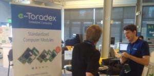 Toradex at Qt World Summit 2016