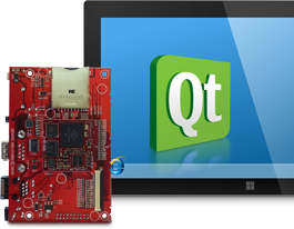 Qt on Windows Embedded CE - Application and Feature